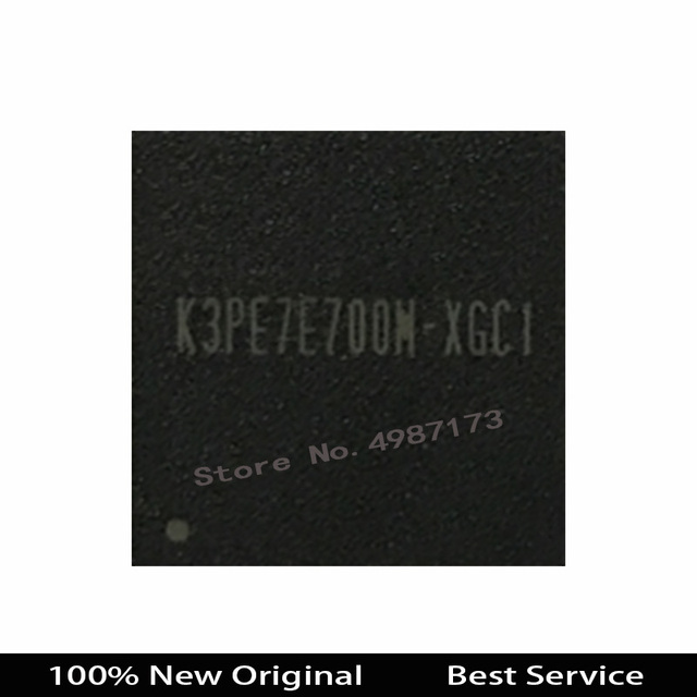 K3PE7E700M XGC1 100% Original K3PE7E700M XGC1 CPU IC Chip In Stock Bigger Discount for the More Quantity