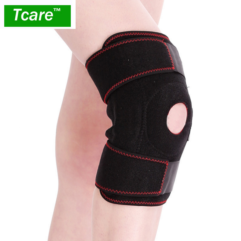 2c7815a950 Tcare 1 Pcs Knee Care Brace Support Kneepad Adjustable Sports Knee Brace  Protector Knee Pads Health Care Braces & Supports Tools