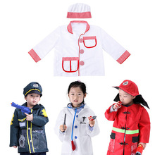 New Childrens Role-playing Doctor Toy Professional Simulation Play House Kitchen Toys Girls Educational