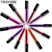 TREEINSIDE 1935 square tube matte long-lasting lip gloss waterproof non-stick cup does not fade liquid lipstick недорого