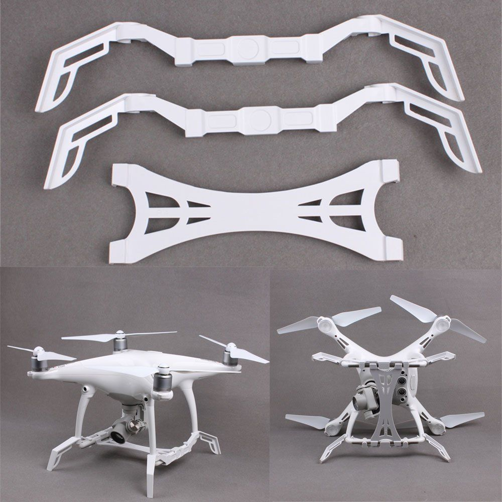 Extending Landing Gear Stabilizer Gimbal Camera Guard for DJI Phantom 4 Pro Pro