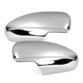 Krom Styling yan ayna kapağı için Chevrolet Cruze 2009-2012