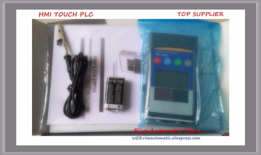 FMX 003 FMX 003 ESD Test Meter hand held electrostatic tester Field meter Digital Fiedmeter Field