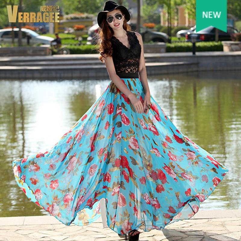 Women's long skirt patterns – Modern skirts blog for you