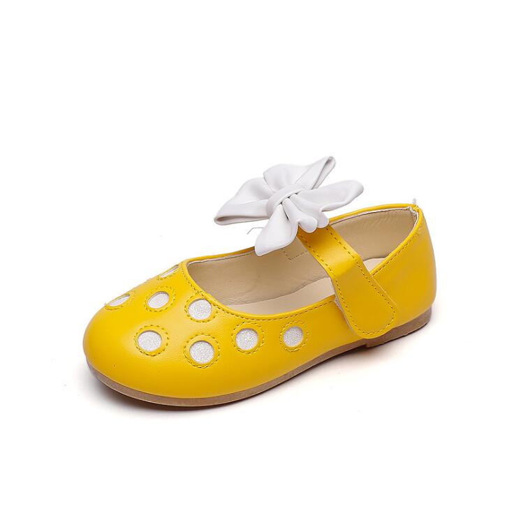 Girls Single Shoes For Baby Girl Bow Knot Girls Shoes comfortable Single Shoes Party Princess Shoe for Kids Children Girls Single Shoes For Baby Girl Bow Knot Girls Shoes comfortable Single Shoes Party Princess Shoe for Kids Children