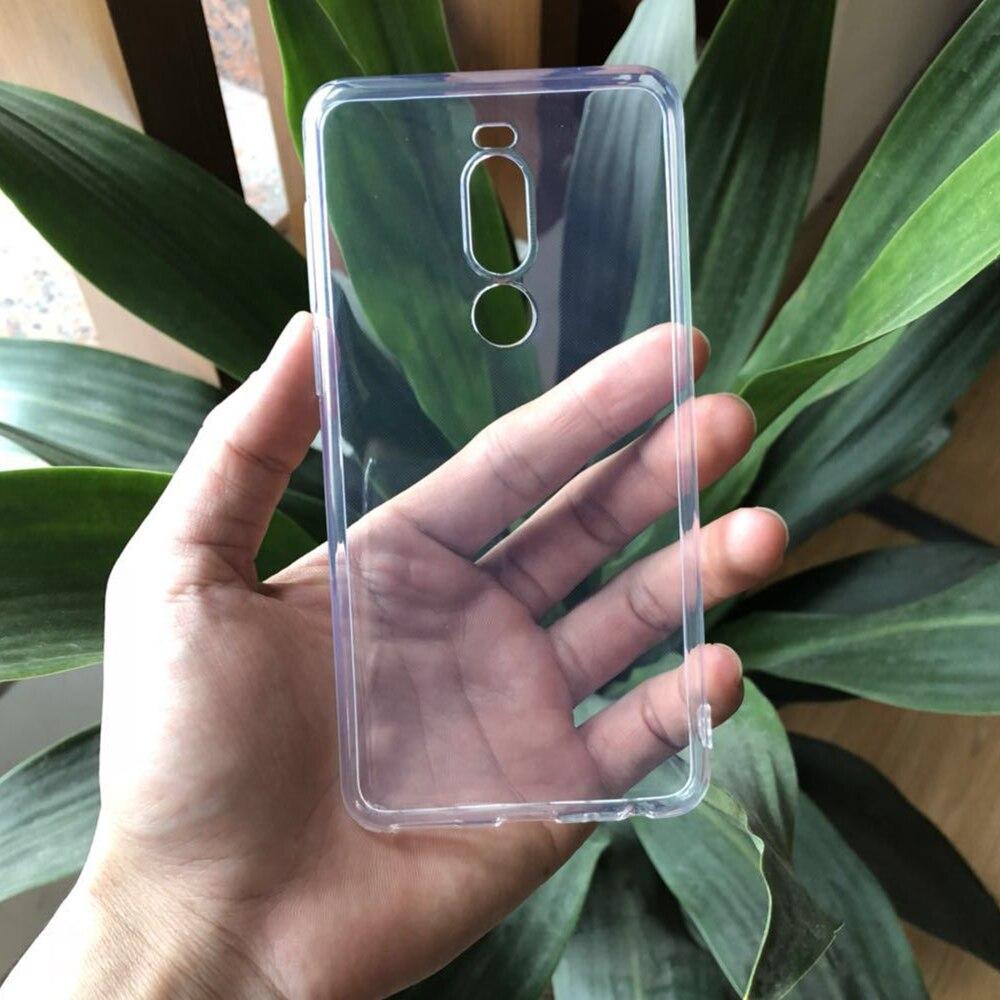 Protector Coque M8-Case M8-Lite Meizu Etui Hoesje-Accessory Transparent Silicon Capa
