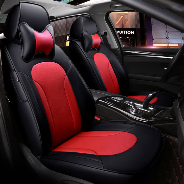 Leather car seat cover For Mazda 3 6 2 C5 CX-5 CX7 323 626 Axela Familia ATENZA CX9 DEMIO LANTIS MPV car accessories car styling