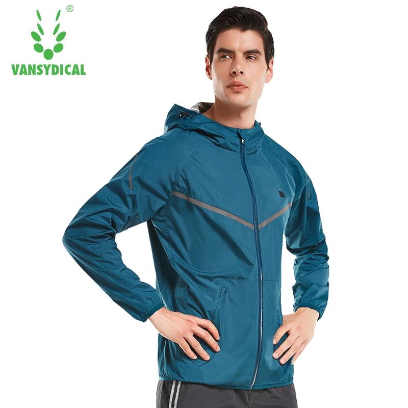 Hot Sweat Sports Running Jackets Men's Zipper Fitness Workout Tops Lose Weight Slimming Sweating Gym Sportswear