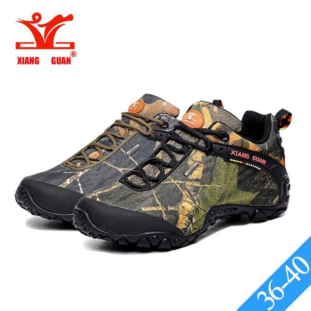 bdc5f0f5d شيانغ guan ودلاند كامو إمرأة حذاء المشي أفضل بائع الصحراء كامو حذاء تسلق الجبال  الرحلات الأحذية