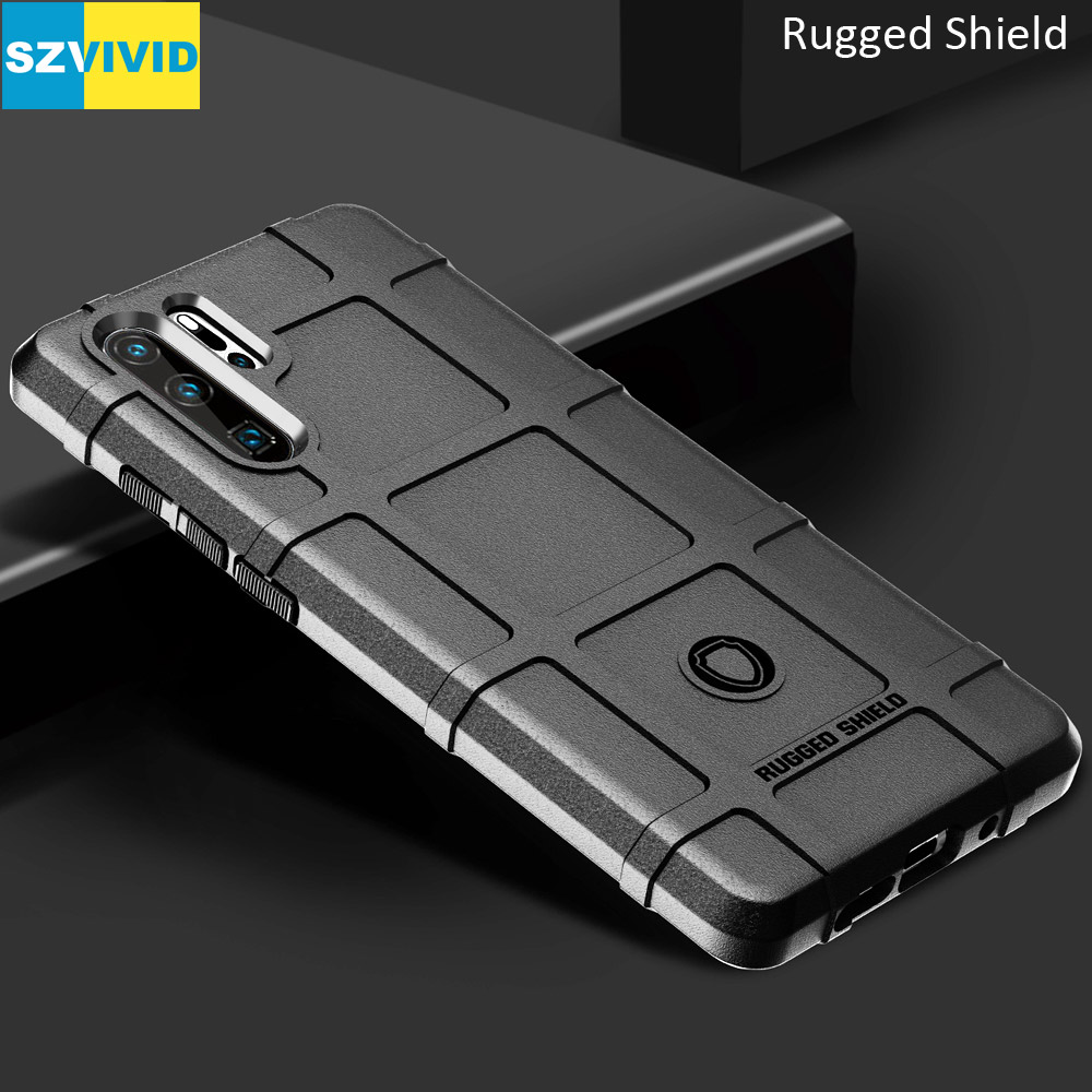 Rugged Shield Case For Huawei P30 Pro / P30 Lite Defender Armor Drop resistance Cover for P20 Pro LiteRugged Shield Case For Huawei P30 Pro / P30 Lite Defender Armor Drop resistance Cover for P20 Pro Lite