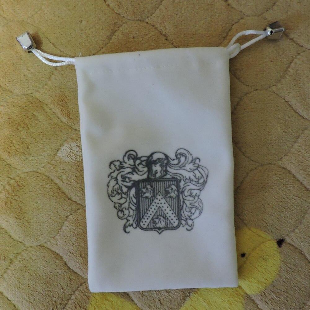 8x11 cm kustom dicetak logo beludru tas hadiah serut velvet pouch tas  kemasan disesuaikan 42db95b0f0