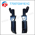 Motorcycle Left Right Front Footrest Foot Pegs For Retro Grand 50cc Scooter