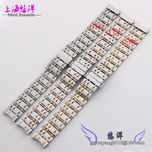 Watchband16mm 20mm NEW Heavy solid 316L Stainless Steel Watch BANDS Bracelets for BU1350 BU1366 BU1360