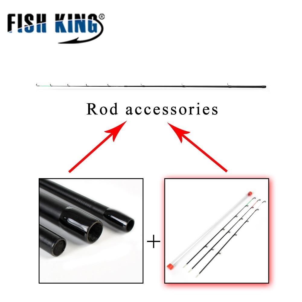 d6be06d56 Varas de Pesca Material de Carbono Peças para a para a Haste Fishking