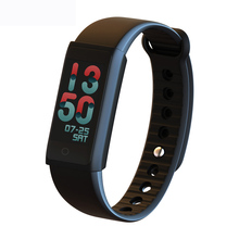 Купить с кэшбэком X6S Color LCD Screen Sports Smart Wristband Smart Watch Blood Pressure Heart rate Sleep Monitor Wearable Fitness Bracelet
