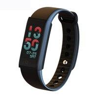 X6S Farbe Lcd-bildschirm Sport Smart Armband Smart Uhr Blutdruck herzfrequenz Schlaf-monitor Tragbare Fitness Armband