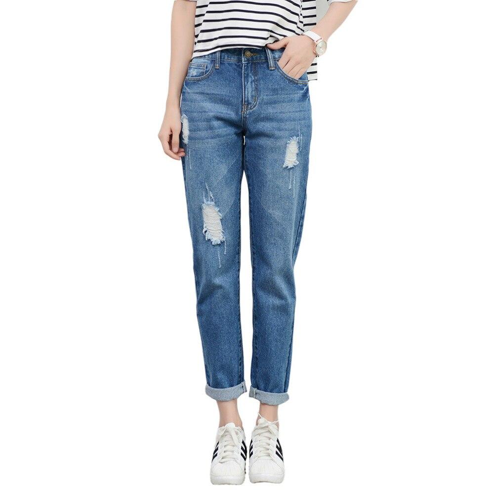 Tengo nueva moda mujer alta cintura pantalones vaqueros marca mujer jpg  1000x1000 Moda mujer en jeans b1a5cf9304c9