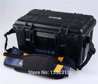 341 249 180mm IP68 Sealed Waterproof Tool Equipments Case Abs Safety Portable Box Military Equipment Plastic