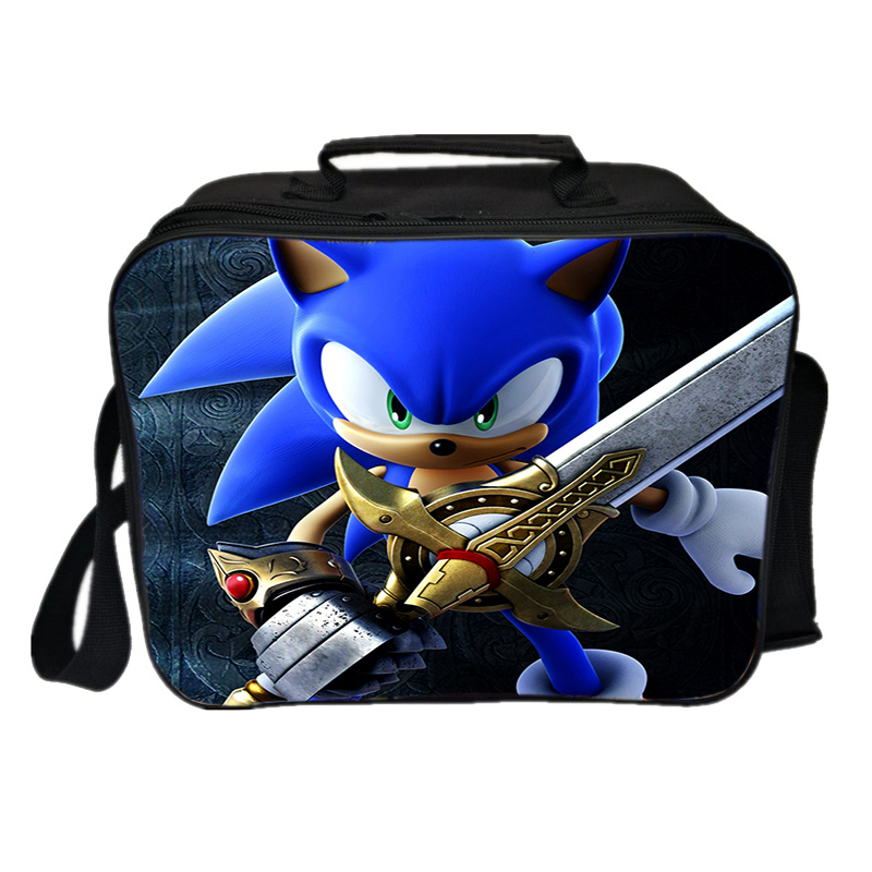 Sonic Students Picnic Lunch Bag Fashion New Beautiful Insulation Bag Fashion School Food Storage Bags Worker Portable Lunch Box Lunch Bags Aliexpress