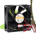 New FD488025EB-N 8025 0.11A 8cm 48V server cooling fan