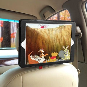 Image 1 - רכב משענת ראש הר מחזיק עבור iPad 9.7 inch & iPad אוויר/רכב מושב אחורי משענת ראש הר מחזיק עבור iPad 2/3/4/5/6 & iPad אוויר 1/2/3