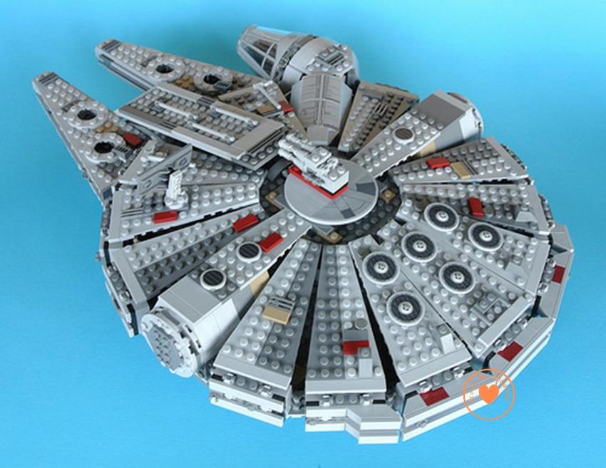 New Force Awakens fighter legoings Жұлдызды соғыс - Дизайнерлер мен құрылыс ойыншықтары - фото 5
