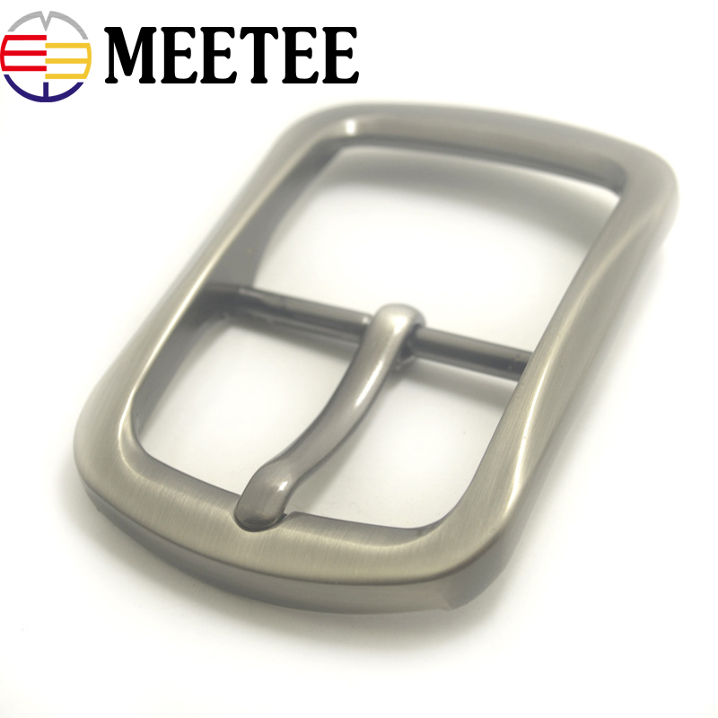 Fashion Men Women Belt Buckle Eco-Friendly Metal Pin Buckle For Belt 38-39mm DIY Leather Craft Hardware Jeans Accessories KY237