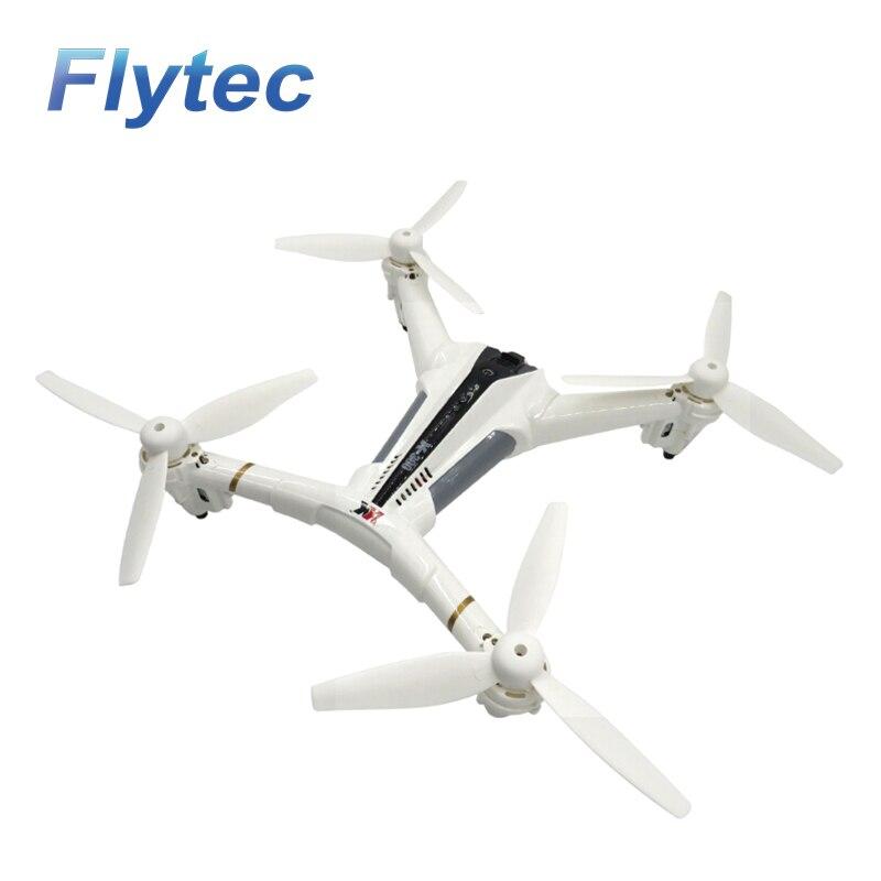 XK X300 RC Drone 6-axis Gyro 4CH avec Flux Optique positionnement Air Presse Maintien D'altitude Fonction RC Quadcopter Drone pour débutant