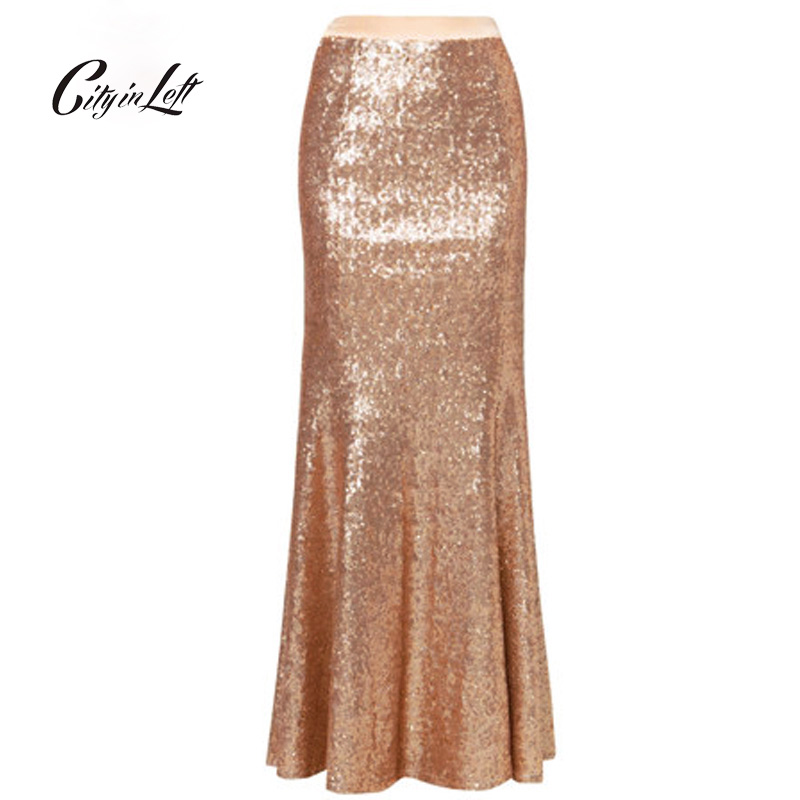 get cheap womens sequin skirt aliexpress