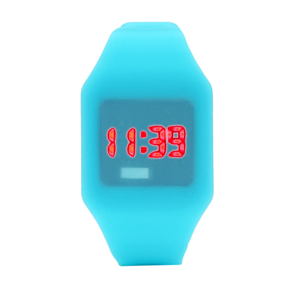 Bracelet Wrist-Watch Christmas-Gifts Digital Sports Silicone Supper Fun Oct28 Essential
