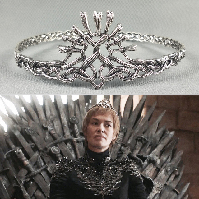 https://ae01.alicdn.com/kf/HTB1JroOm4PI8KJjSspoq6x6MFXa5/Game-of-Thrones-Cersei-Lannister-Queen-s-Crown-Cosplay-925-Silver-Headdress-Party-Accessories.jpg_640x640.jpg