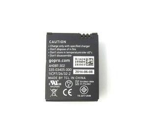 Image 4 - 新しい100%オリジナルバッテリーカクレクマノミusbデュアルポート充電器移動プロヒーロー3 3 + ahdbt 301 302バッテリー充電器アクションアクセサリー