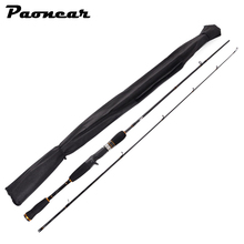 Promo offer 1.8M 1/8-3/8oz Test Carbon Fiber Telescopic Travel Spinning Casting Fishing Rod