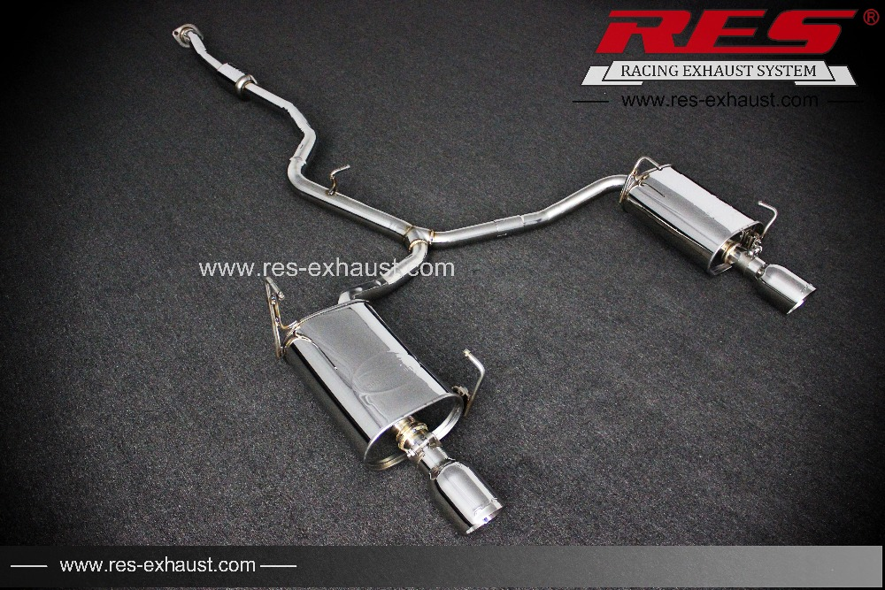 High Performance Stainless Steel Exhaust System For Subaru Outback: Subaru High Performance Exhaust At Woreks.co