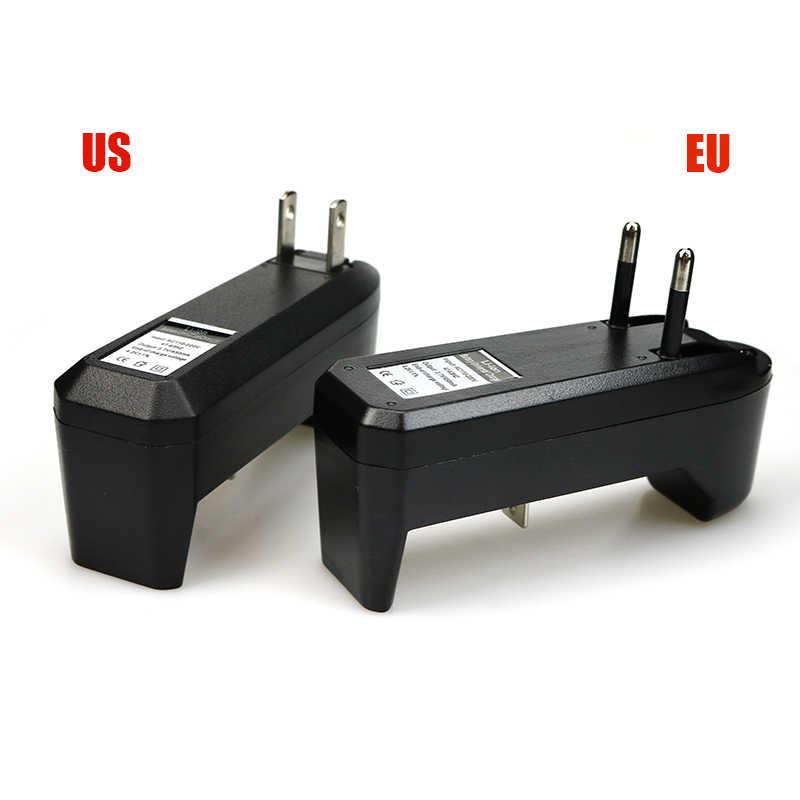 GTF nowy ue/US ładowarka do akumulatorów litowo-jonowych 3.7V 18650 16340 14500 akumulator litowo-jonowy ładowarka