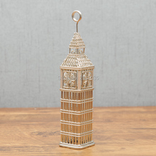цена на FREE SHIPMENT J21 LONDON BIG BEN MODEL 3D MEMO CLIP SCULPTURE/DECORATION ART CRAFTS WEDDING&BIRTHDAY&HOME&OFFICE&GIFT&PRESENT