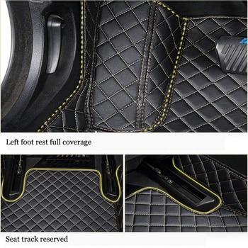 коврики джип | Kalaisike пользовательские автомобильные коврики для Borgward все модели BX5 BX7 стайлинга автомобилей, автомобильные аксессуары