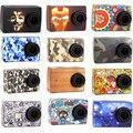 For xiaomi yi 4K xiaoyi 2 sport camera sticker skin protector case xiao yi accessories cam
