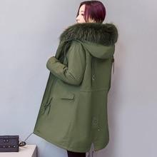 Прямые поставки с завода Зимней Моды Долго стиль женщин пальто Куртка Воротник Лиса Натуральная кожа Внутренний контейнер Овчины