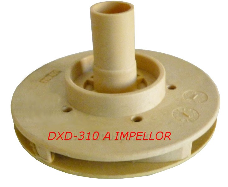 DXD-310A pump impellor IMPELLER FOR DXD 310 PUMP OD 85mm, hole 36mm whirlpool lx stp50 pump impellor