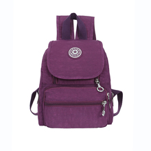 Fashion feminine backpacks youth travel bags women school bags for teenagers  girls lovely Small backpack brand 4b85a5a70f505