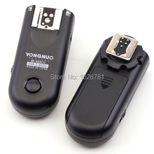 Big sale (RF-603 II C3) New Upgraded Yongnuo Digital FSK 2.4GHz Radio Wireless Flash Trigger suit for Canon Camera 760D 750D 5DS(R)