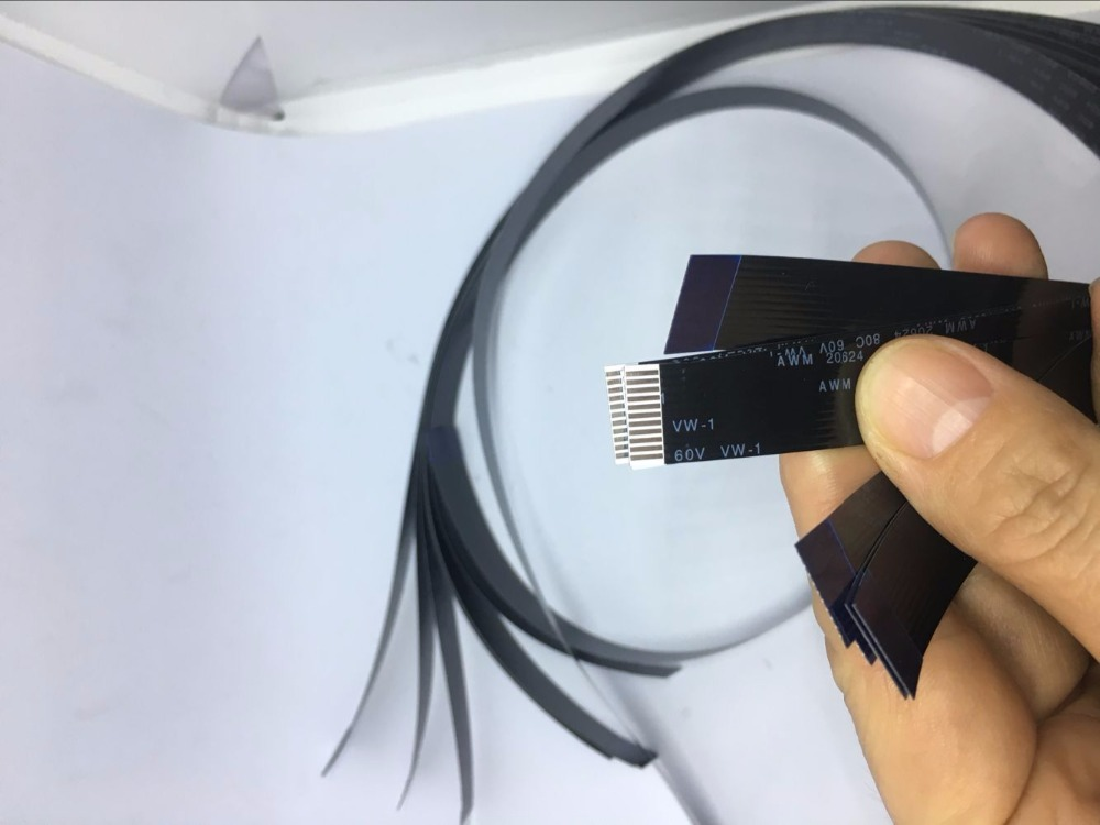 50PCS  CE538-60106 FF-M1536 Automatic Doc Feeder ADF Flat Flex Flexible Cable For  HP P1606 P1566 M1536DNF Printer