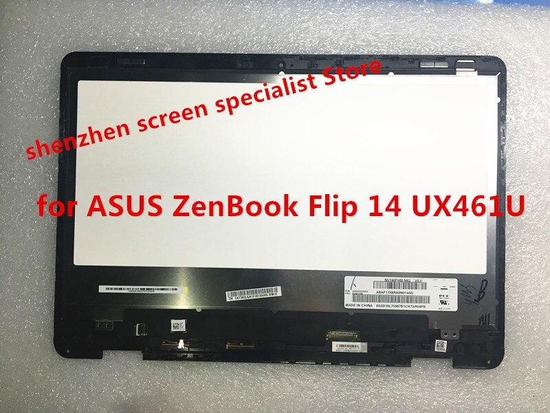 "LCD Display Screen Assembly Sets For Asus ZenBook Flip UX360UA UX360U 13.3/"" XL"