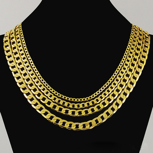 High Quality 24K Gold Necklace