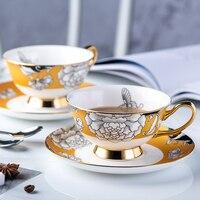 New Creative Gift Of Bone Porcelain Coffee Cup