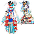 LoveLive! Love Live Tojo Nozomi Circus Awaken Dress Uniform Outfit Cosplay Costumes