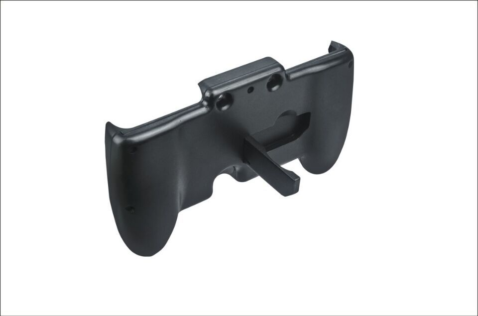 Купить с кэшбэком Comfort Handle Grip for NEW Nintendo 2DS XL/LL Antiskid Protective Cover Case Hand Holder Joypad Bracket Stand For new 2DSLL