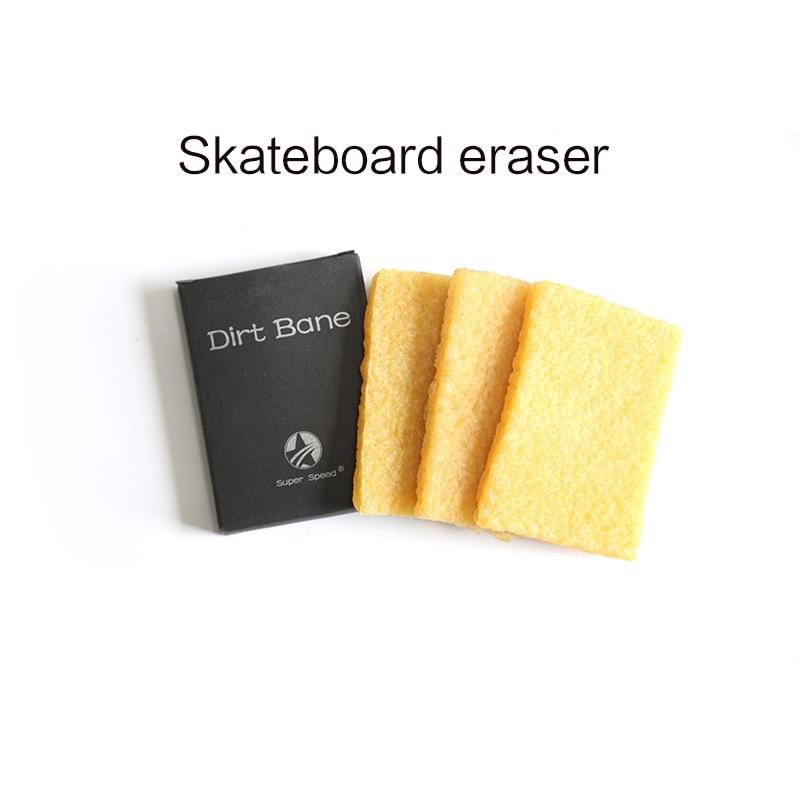 Image 3 - Skateboard griptape sandpaper clean eraser Longboard sand paper cleaner dirt remover skatboard eraser for Griptapes-in Skate Board from Sports & Entertainment