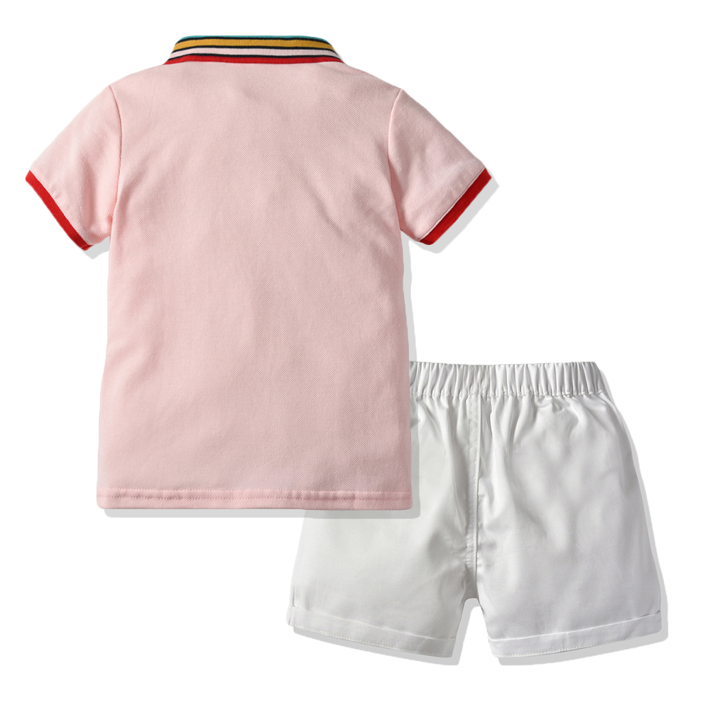 3a04179c2 Tem Doger Boy Clothing Set 2019 Summer Kids Boys Clothes Suit Shorts ...